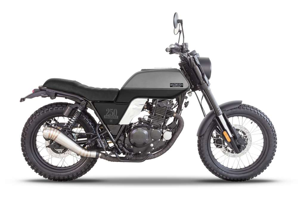 Moto BRIXTON Trail
