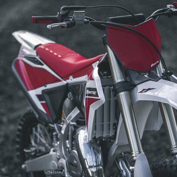 Moto Fantic tout terrain CROSS